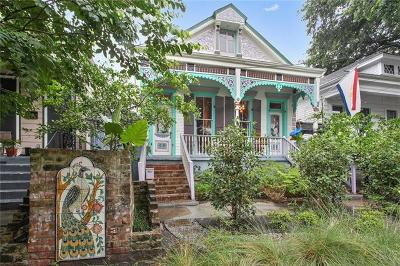 New Orleans Single Family Home For Sale: 2816 Banks Street