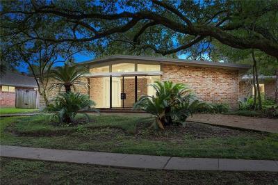 New Orleans Single Family Home For Sale: 5620 Berkley Drive