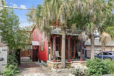 New Orleans Single Family Home For Sale: 610 Independence Street