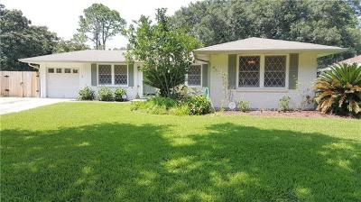 New Orleans Single Family Home For Sale: 6010 Carlisle Court