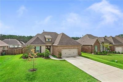 Madisonville LA Single Family Home For Sale: $277,000