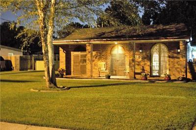River Ridge, Harahan Single Family Home For Sale: 212 Little Farms Avenue