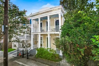 New Orleans Single Family Home For Sale: 1822 Hastings Place