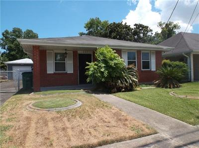 Metairie Single Family Home For Sale: 637 Aris Avenue