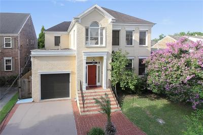 New Orleans Single Family Home For Sale: 412 14th Street