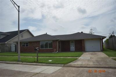 Single Family Home For Sale: 3313 Blanchard Drive