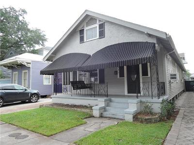New Orleans Single Family Home For Sale: 6331 Annunciation Street