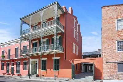 New Orleans Single Family Home For Sale: 917 Dumaine Street