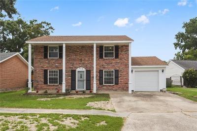 Single Family Home For Sale: 514 E Louisiana State Drive
