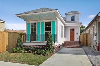 New Orleans Single Family Home For Sale: 4221 S Robertson Street