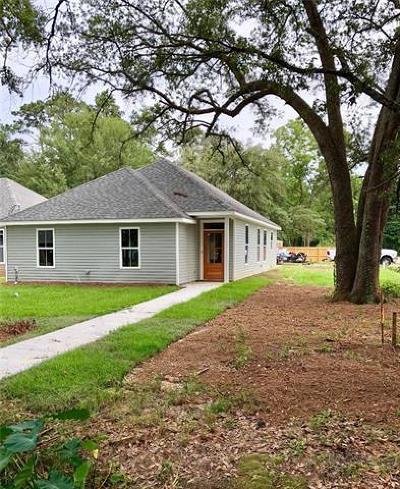 Madisonville LA Single Family Home For Sale: $199,000