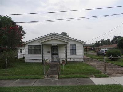 Gretna Single Family Home For Sale: 1602 Weyer Street