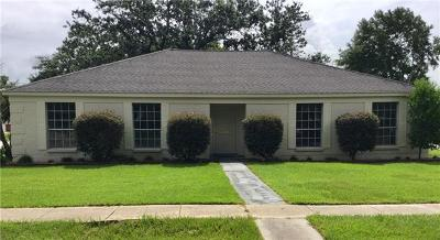 New Orleans Single Family Home For Sale: 3000 Hyman Place