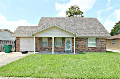 Marrero Single Family Home For Sale: 5072 Radcliff Street
