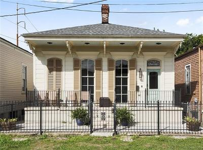 New Orleans Single Family Home For Sale: 504 Philip Street
