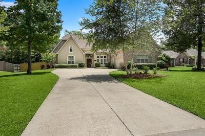 Madisonville Single Family Home For Sale: 316 Black Jack Oak Drive