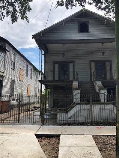 New Orleans Multi Family Home For Sale: 2120 Louisiana Avenue