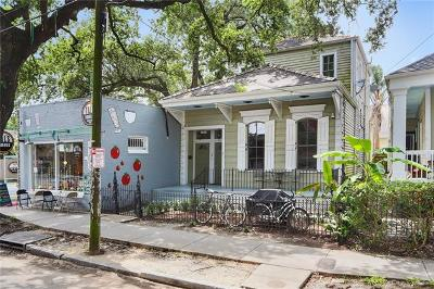 New Orleans Condo For Sale: 4802 Magazine Street #3