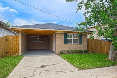 New Orleans Single Family Home For Sale: 2134 Music Street