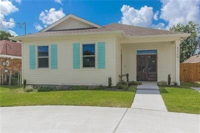 Metairie Single Family Home For Sale: 4320 W Napoleon Avenue