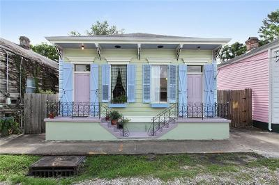 New Orleans Multi Family Home For Sale: 819 Pauline Street