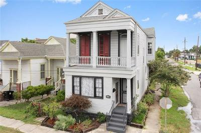New Orleans Single Family Home For Sale: 1128 Congress Street