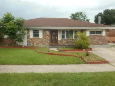 Gretna Single Family Home For Sale: 261 Cottonwood Drive