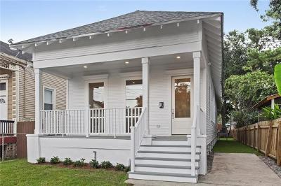 New Orleans Single Family Home For Sale: 4021 D'hemecourt Street