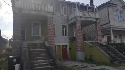 New Orleans Multi Family Home For Sale: 2105 General Taylor Street
