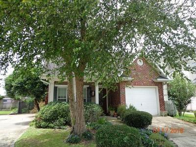 Kenner Single Family Home For Sale: 1009 Chateau Lafitte N Drive