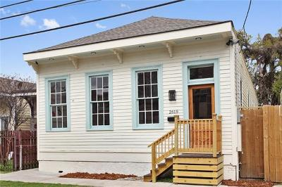 New Orleans Single Family Home For Sale: 2615 S Robertson Street