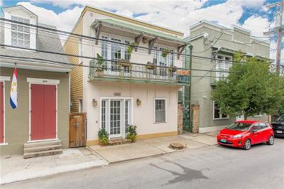 New Orleans Condo For Sale: 1927 Burgundy Street #A
