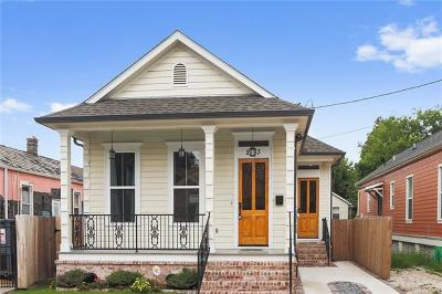 New Orleans Single Family Home For Sale: 2233 D'abadie Street
