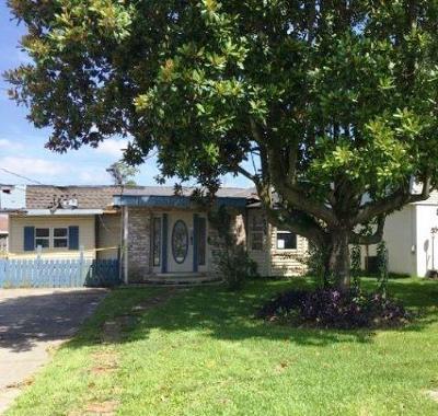 Westwego Single Family Home For Sale: 1325 Central Avenue