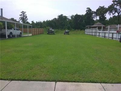 Mereaux, Meraux Residential Lots & Land For Sale: 3408 Judy Drive