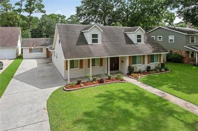 Single Family Home For Sale: 5924 Brighton Place