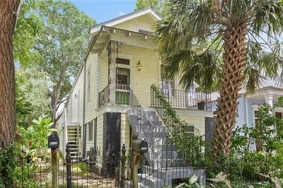 New Orleans Multi Family Home For Sale: 813 Marengo Street