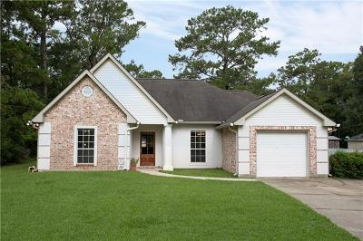 Madisonville Single Family Home For Sale: 42 Helen Drive