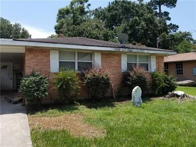 Slidell Single Family Home For Sale: 165 Sun Valley Drive