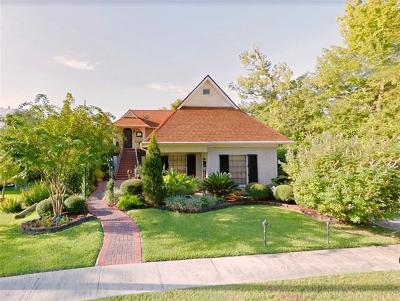Madisonville Single Family Home For Sale: 113 St Ann Street