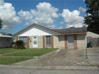 Westwego Single Family Home For Sale: 148 Blanche Drive
