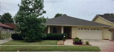 Metairie Single Family Home For Sale: 1401 Papworth Avenue