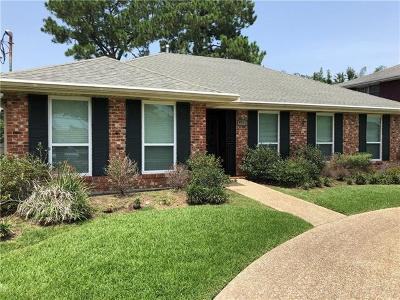 Metairie Single Family Home For Sale: 4753 Avron Boulevard