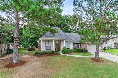 Covington Single Family Home Pending Continue to Show: 14368 Riverlake Drive