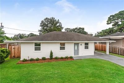 Metairie Single Family Home For Sale: 2404 Missouri Avenue