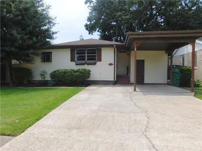 Metairie Single Family Home For Sale: 6420 Mitchell Avenue