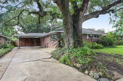 River Ridge, Harahan Single Family Home For Sale: 519 Gordon Avenue