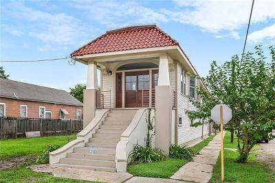 New Orleans Single Family Home For Sale: 3101 Milan Street