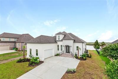 Slidell Single Family Home For Sale: 2385 Sunset Boulevard