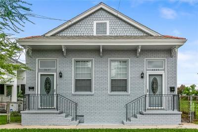 New Orleans Single Family Home For Sale: 3035 Maurepas Street